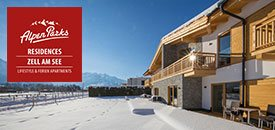 Alpenparks Appartements Zell am See