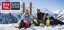 AQUA DOME - April Skipass inklusive!