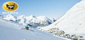 Skiurlaub in Kühtai