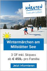 Skiwellness am Millstätter See